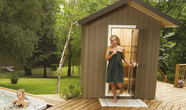 What Are The Best Outdoor Saunas