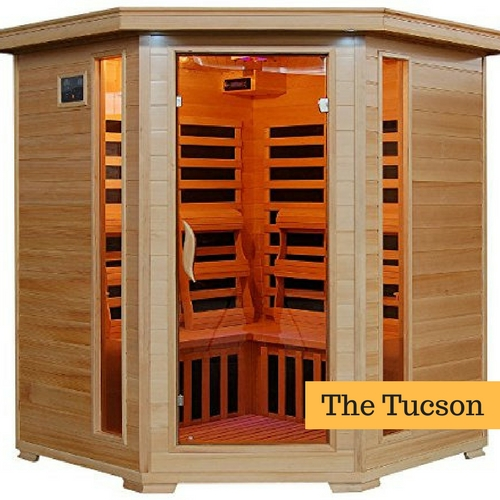​The Tucson By Heatwave Saunas