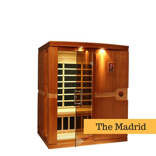 The Madrid By DYNAMIC SAUNAS