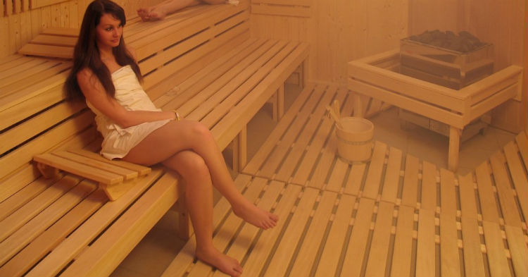 What Can Saunas Do For The Skin