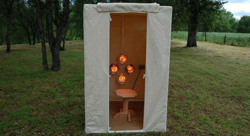 How To Build Your Own Infrared Sauna The Ultimate Guide