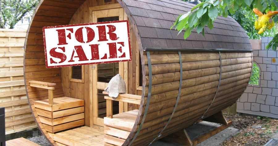 Saunas For Sale Where And What To Look For